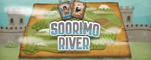 Ένα παιχνίδι με κάρτες για να δοκιμάσεις τις στρατηγικές σου ικανότητες! Είσαι ικανός να περάσεις το Ποτάμι;