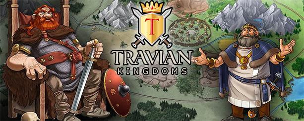 Kτίσε την αυτοκρατορία σου, φτιάξε στρατό και πολέμησε με τους συμμάχους σου για την κατάκτηση του Travian Kindgoms.